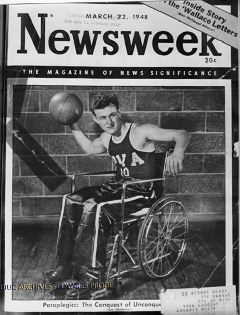 Newsweek Wheelchair Basketball